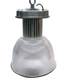 Bombillo led lampara tipo campana industrial 80w b 350 - Lamparas tipo industrial ...